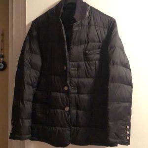 Rainforest Men's Puffer Jacket Size:Large EUc